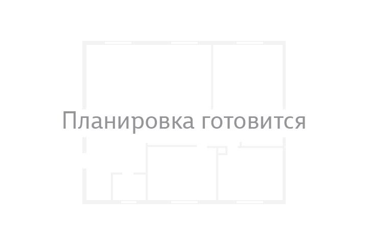 Планировка Коммерческое помещение площадью 87 кв.м в ЖК «София»